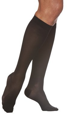 Sigvaris 781 EverSheer Closed Toe Knee Highs - 15-20 mmHg Short Natural MS Short 781CMSW33