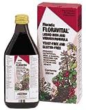 Floravital Yeast & Gluten Free Liquid Iron Formula 500ml