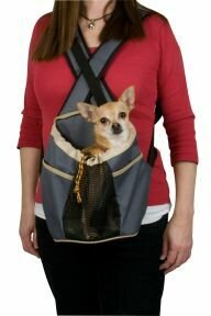 Snoozer Restless Tails Urban Front Pet Pouch, My Pet Supplies