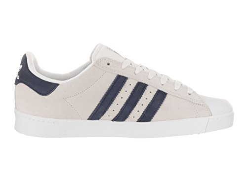 White adidas Collegiate Men's ADV Navy White Footwear Superstar Shoes Vulc Originals Crystal CqArxFqwH0