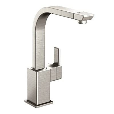 Moen 90-Degree One-Handle High-Arc Pullout Kitchen Faucet from Moen