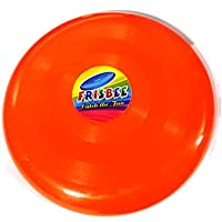 Frisbee Flying Disc, 9 Inch ( Assorted Color ) Pack of 2