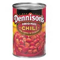 Dennison's, Original Chili Con Carne with Beans - 8 - 15 oz Cans