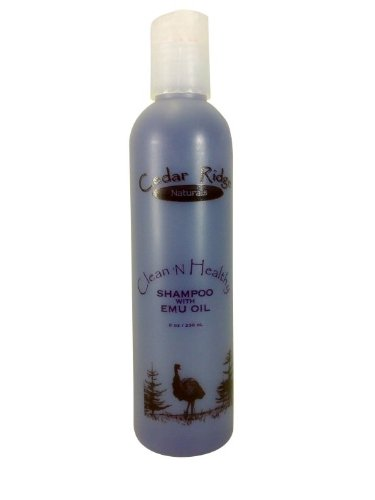 Clean 'n Healthy Shampoo with Emu Oil
