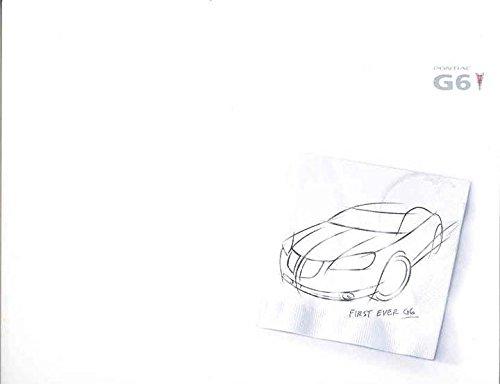 2005 Pontiac G6 Prestige Brochure