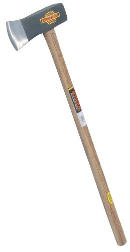 Seymour SM8 8-Pound 36-Inch Hickory Handle Wood Splitting Maul