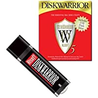 Alsoft DiskWarrior 5 For Mac OS X For Intel Mac systems running 10.5.8 or Later. On USB Flash Drive Model ALSWDUSB105