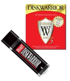 Alsoft DiskWarrior 5 For Mac OS X For Intel Mac systems running...