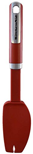 Red Cookware Gourmet Kitchenaid (KitchenAid Gourmet Multi-Purpose Mixer Spatula, Red)