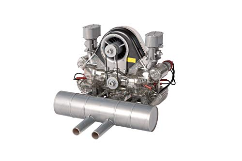 Porsche Carrera-rennmotor: 4Zylinder boxermodell VOM Typ 547 (Scale Kit Engine)