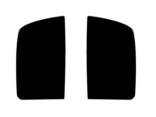 (Rtint Tail Light Tint Covers for Dodge Ram 2002-2006 - Blackout)