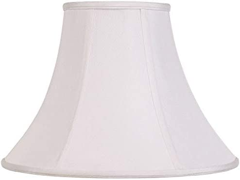 Imperial Shade Collection White Bell 7x16x12 Spider – Imperial Shade