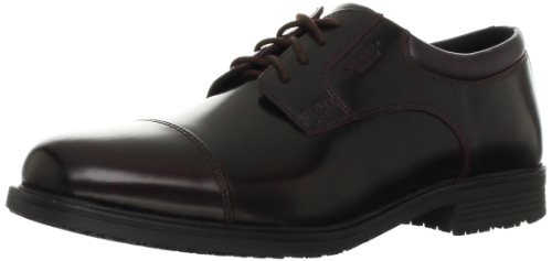 UPC 886406272506, Rockport Men's Essential Details WP Cap Toe Oxford,Cordovan,10.5 W US