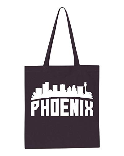 Phoenix Most Visited US Cities Tote Handbags Bags for Work School Grocery Travel (GSN) -