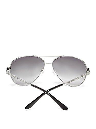 Guess Damen Sonnenbrille GU 7470 S, Shiny GunmetalGradient