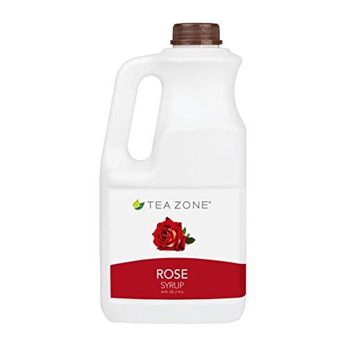 Tea Zone 64 oz Rose Syrup