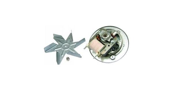 HOTPOINT EW31G montaje del Motor del ventilador del horno principal: Amazon.es: Hogar