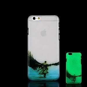 GX Funda Trasera - Diseño Especial/Innovador/Fosforescente - para iPhone 6 Plus Plástico )