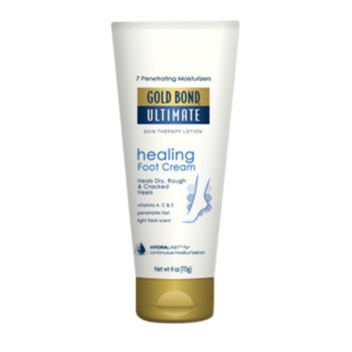 Gold Bond Ultimate Healing Foot Cream, 4 oz