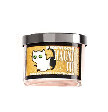 Bath & Body Works Mini Candle Halloween If You've Got It, Haunt It Autumn