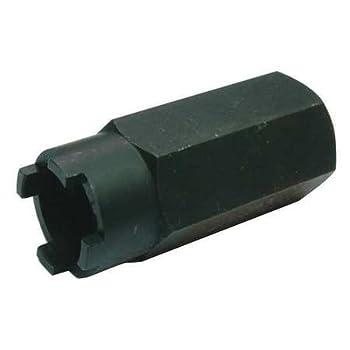 Westward 2HKZ5 Carbon Steel 2-1/2L Ball Joint Socket Wrench