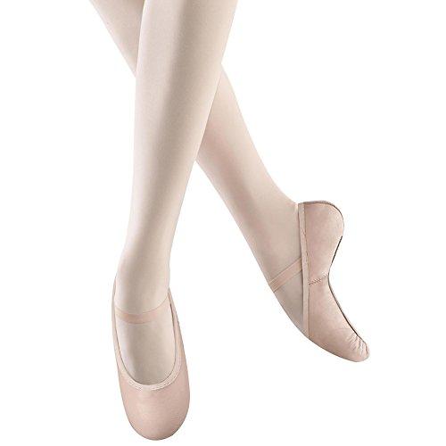 Bloch Womens Belle Dance Scarpa Rosa