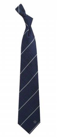 NFL Dallas Cowboys Men's Woven Silk Oxford Necktie, One Size, Multicolor