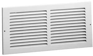 Hart Amp Cooley 672 14x6 W Air Return Grille 14 Quot W X 6 Quot H