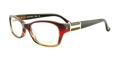 3d4064587329 MICHAEL KORS MK252 Eyeglasses 602 Burgundy Gradient Demo Lens 52-16-135 -  Buy Online in Oman. | Apparel Products in Oman - See Prices, Reviews and  Free ...