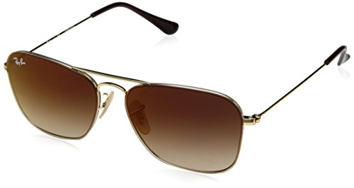BROWN Ray RB unisexe de SHADED Soleil Ban GOLD Lunettes 3603 gq4wFnB