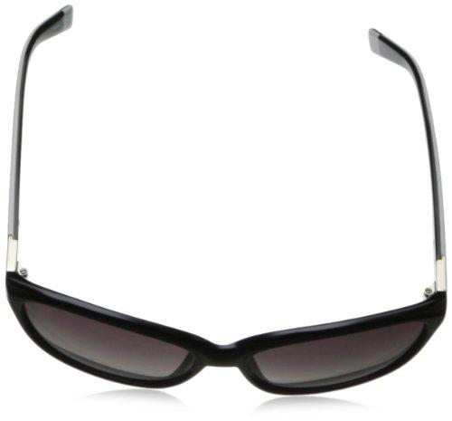 Black White Gradient 570700 Femme Furla soleil de Smoke de Lunette Shiny chat SU4850 amp; Lens Œil Detail Pelion SnORzax
