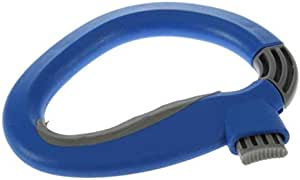 Grip Shopping Grocery Bag Holder, Blue