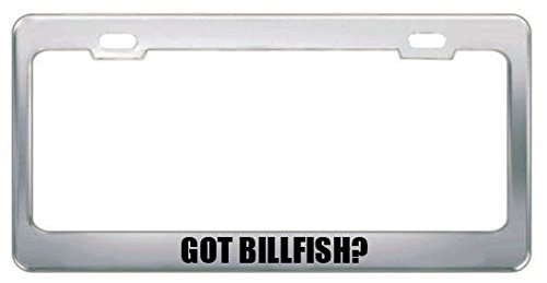 abcacc96ab7ee5 Fish Animals Pets License Plate Frame Tag Holder Perfect for Men Women Car  garadge Decor