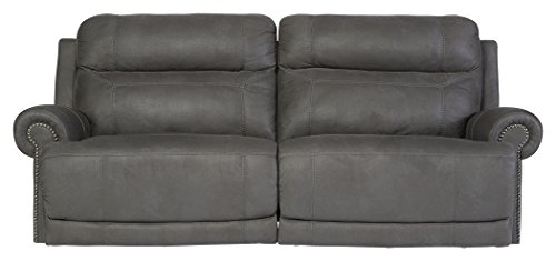 Ashley Furniture Signature Design - Austere Recliner Sofa -