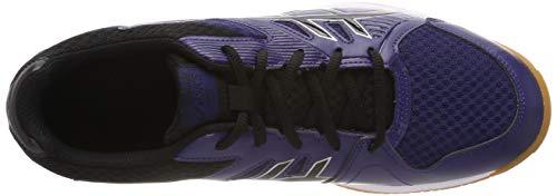indigo Uomo Da Blue Scarpe Asics Upcourt Squash 3 402 black Blu wXqxgt0x
