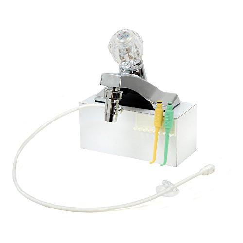 QuickBreeze - the EZ Dental Irrigator/flosser w/ lifetime warranty