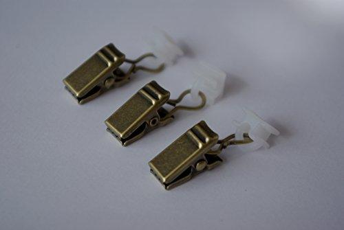 Metall und Plastik rollringe / gleise clips für Vorhänge und