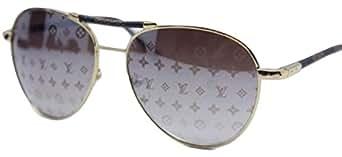 3db494e6a5 Louis Vuitton - Gafas de sol - para mujer Dorado dorado: Amazon.es ...