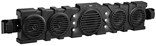 BOSS AUDIO BRRF46 Marine Reflex 46 IPX5 Rated Weather proof