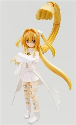 To LOVE Ru - Trouble - Darkness S.H.Figuarts Golden Darkness (trans White ver.)