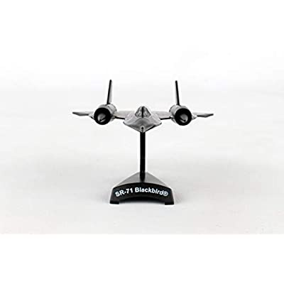 Daron Worldwide Trading SR-71 Blackbird Vehicle (1:200 Scale): Toys & Games