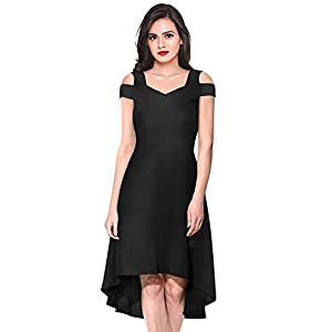 ILLI LONDON Women's Skater Midi Dress