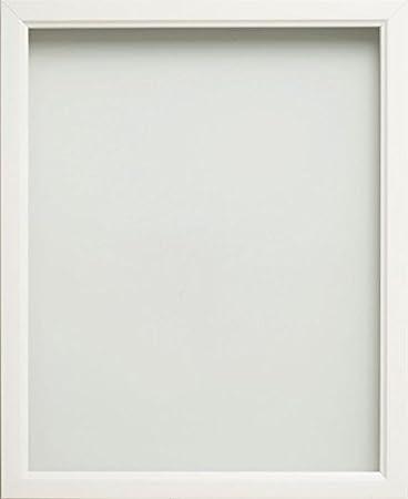 "35.6x27.9cm 14x11 inches Frame Company Drayton Bilderrahmen ""eiß weiß"