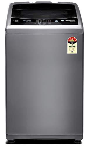 Panasonic 6 Kg 5 Star Fully-Automatic Top Loading Washing Machine (NA-F60LF1HRB, Grey)