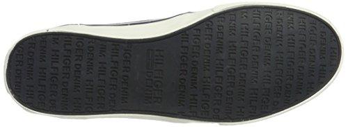 Hohe Herren Sneaker Hilfiger 5b V2385ic Ink Schwarz Denim IvwzqwC