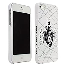 iSkin Zombie Boy Collection Case for iPhone 5 / 5S - Retail Packaging - Bleeding