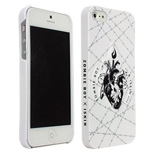 iSkin Zombie Boy Collection Case for iPhone 5 / 5S - Retail Packaging - Bleeding ()