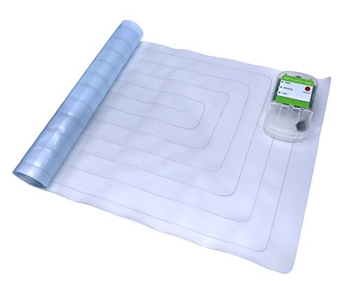 Electronic Pet Training Shock Mat for Dogs Cats, Indoor Use Furniture Protection - 60 x 12 Inch ()