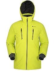 Mountain Warehouse Galaxy Mens Ski Jacket - Waterproof Winter Coat
