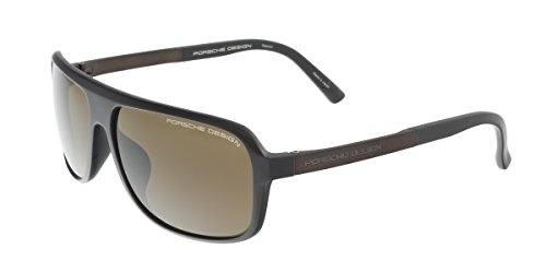 PORSCHE Sunglasses P 8554 Sunglasses D grey - Aviators Design Porsche
